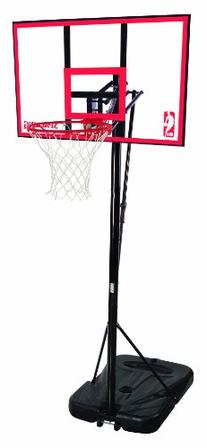 Spalding 72351 Portable Basketball System with 44 in.