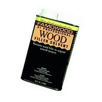Eclectic Products 730021 16-Ounce Wood Filler Solvent - Each