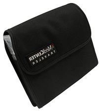MedCenter Travel Weekly Pill Organizer with Nylon Case -