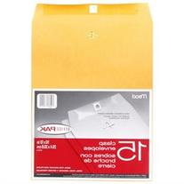 Mead Products 76022 10in X 13in Heavyweight Clasp Envelopes