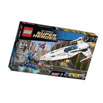 76028 LEGO Susper Heroes Darkseid Invasion