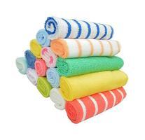 8 Pcs / Set Towel Baby Wash Cloth Infant Towel Baby Feeding