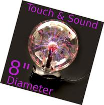 8 Plasma Nebula Ball Lightning Electricity Party Light Touch