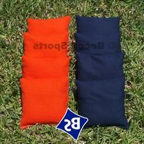 "8 Standard Corn-Filled Regulation 6""x6"" Duck Cloth Cornhole"