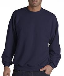 8 oz., 50/50 NuBlend Fleece Crewneck Sweatshirt