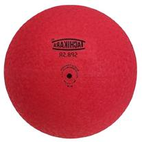 """Tachikara 8.5"""" Red 2-Ply Rubber Playground Ball"""