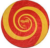 Water Sports Biggie FUNNOO Flyer, Large Flying Disc, 23-Inch