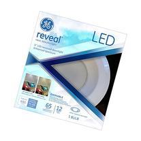 GE Lighting 83572 reveal LED 12-Watt , 650-Lumen  6-inch RS6