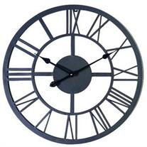Gardman 8450 Giant Roman Numeral Wall Clock, 21.5 Long x 21.