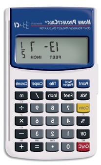 Calculated Industries 8510 Home ProjectCalc Do-It-Yourself