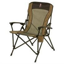 Browning Camping 8517194 Fireside Chair Pink Buckmark