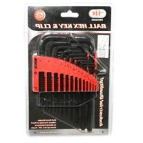 IIT 85600 Ball Hex Key and Clip