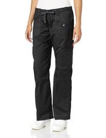 Dickies 857455 Youtility Women's Cargo Scrub Pant Black