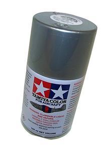 Tamiya 86512 AS-12 Spray Bare Metal Silver 3 oz