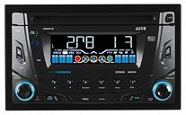 BOSS AUDIO 870DBI Double-DIN CD/MP3 Player Receiver,