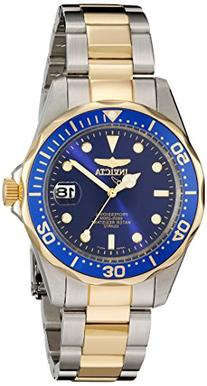 Invicta Men's 8935 Pro Diver Collection Two-Tone Stainless