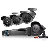 ANNKE 8 Channel Security Camera System 5-in-1 1080P lite H.