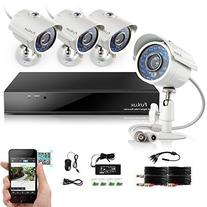 Funlux KS-Y84UH 8-Channel Surveillance Security Camera
