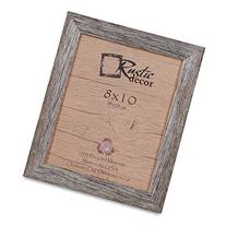 8x10 Picture Frames - Barnwood Reclaimed Wood Standard Photo