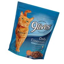 9 Lives Daily Essentials Cat Food, 18 Ounce -- 6 per case