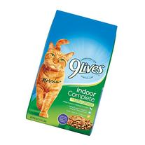 9 Lives Indoor Complete, 3.15-Pound Bags