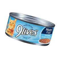 9 Lives 79100-00420 5.5 Oz Ocean Whitefish Dinner 9Lives®