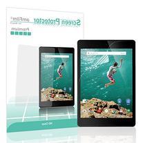Nexus 9 Screen Protector, amFilm® Premium HD Clear Screen