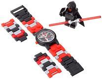 LEGO Kids' 8020332 Star Wars  Darth Maul Watch with Link
