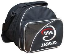 900Global Add-a-Bag Black/Grey Single Tote