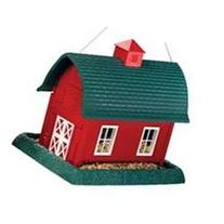 North States Industries 9061 Large Red Barn Feeder 8 Lb