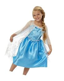 Disney Frozen 92503 Elsa Dress, Blue