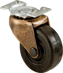 Shepherd Hardware 9348 1-5/8-Inch Medium Duty Plate Caster,