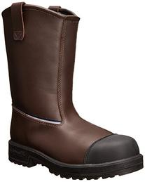Blundstone Men's 940 Riggers Safety Boot,Brown,5 UK/6 M US