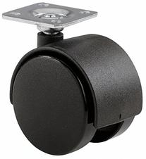 Shepherd Hardware 9401 1-5/8-Inch Office Chair Caster, Twin