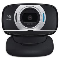 LOGITECH 960-000733 / Webcam - 2 Megapixel - Black - USB 2.0