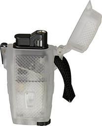 Xikar 9660CL Clear Stratosphere II Lighter
