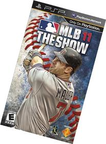 Sony PlayStation 98758 MLB '11 The Show PSP