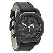 Bulova 98B151 Mens Marine Star Black on Black Color Scheme