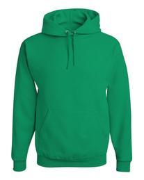 Jerzees Nublend Adult Pullover Hooded Sweatshirt 3X Kelly