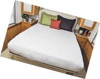 AB Lifestyles Camper King 72x80 USA MADE Mattress Pad,