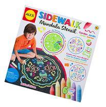 ALEX Toys Artist Studio Sidewalk Mandala Garden