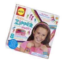 ALEX Toys Do-it-Yourself Wear Zippy Zipper Jewelry