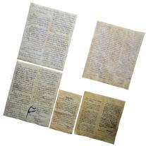Abraham Lincoln Writing Set