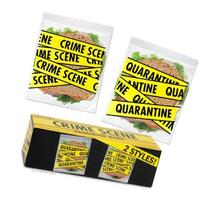 Accoutrements Crime Scene Sandwich Bags