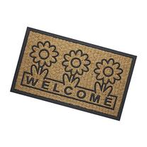 Achim Home Furnishings COM1830DS6 Daisy Coco Door Mat, 18 by