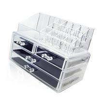 Acrylic Makeup Organizer Cosmetic Jewerly Display Box 2