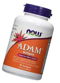 AdamTM Men's Multiple Vitamin 90 Softgels