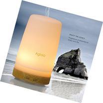 Aiho Aglaia Essential Oil Diffuser, 100ml Cool Mist Aroma