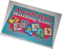 Aleph-Bais Matching Game - Educational & Fun - Ages 3 & Up