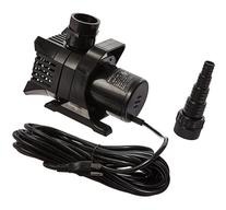 Algreen MaxFlo 5000 to 1500 GPH Pond and Waterfall Pump for